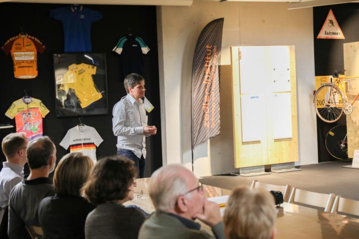 Bürger-Dialog im Fahrrad-Institut Zedler